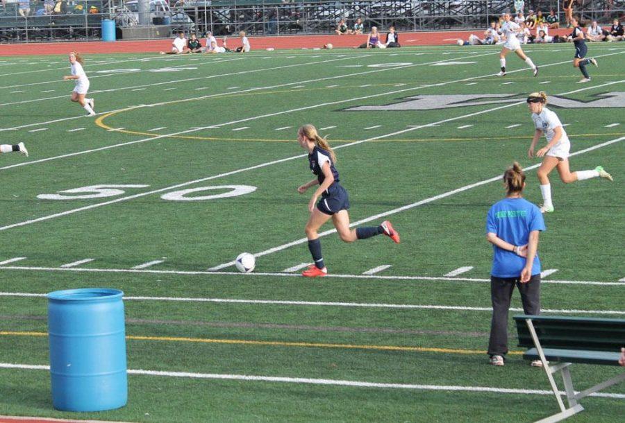 Girls Soccer Bounces Back After Rough Start