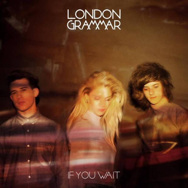 Artwork for London Grammar's debut album,