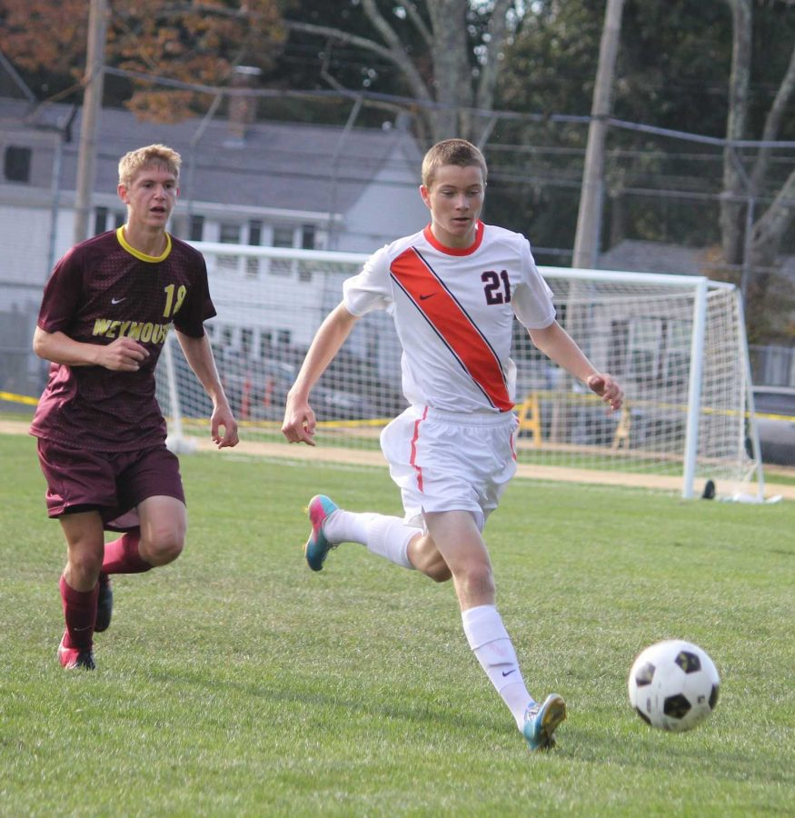 Losses Pile Up for Boys Soccer