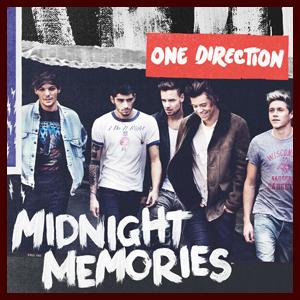 One Direction's new album was released on November 25.