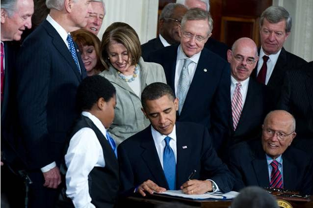 On March 23, 2010, President Barack Obama signed the Affordable Care Act.  Since then, the law has had many problems (NPR).