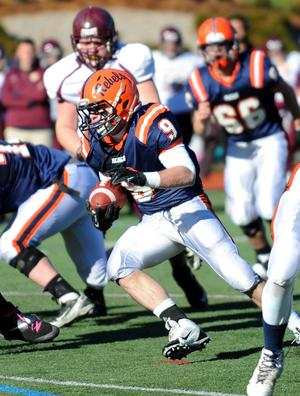 Moriarty Leads Rebels To Rout Over Weymouth