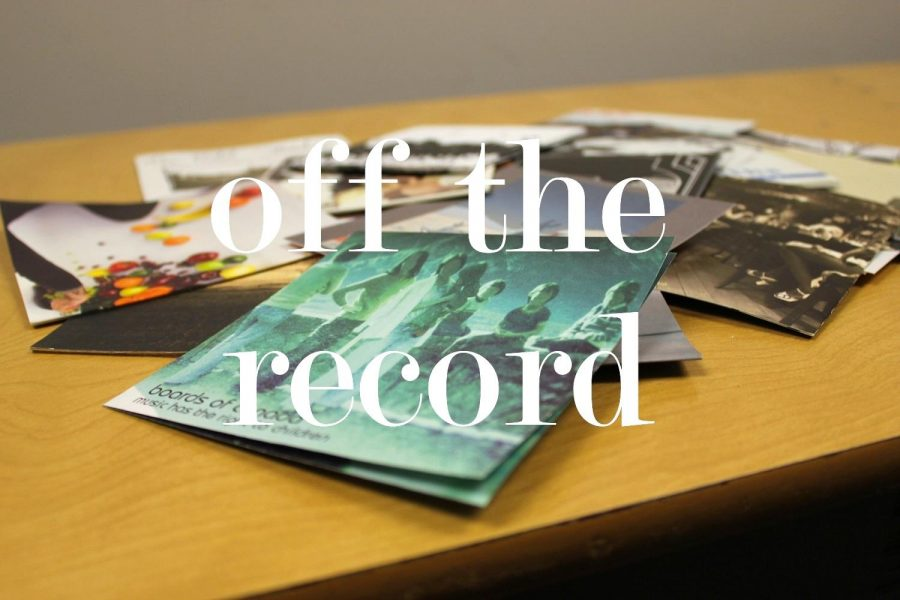Off The Record: Valentine's Day Consolation