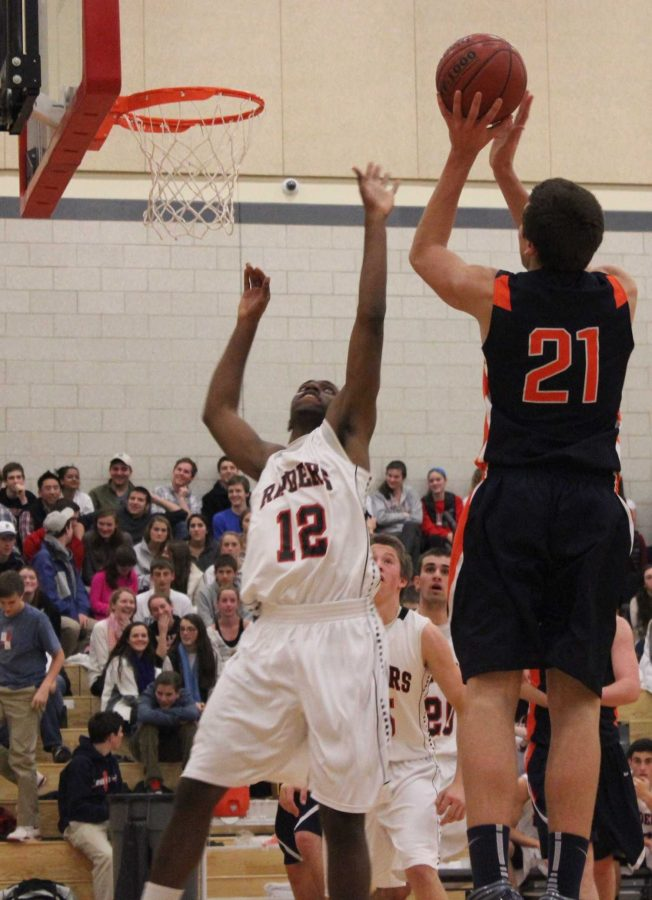 Boys Basketball Takes Hold of the Herget
