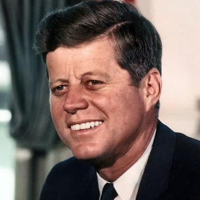 JFK should have been remembered for his life, not his death.