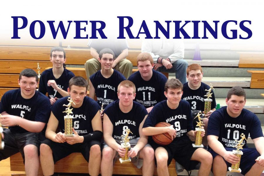 WYBA High School Rec Power Rankings Week 4