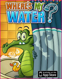 Ashs Apps: Wheres My Water?