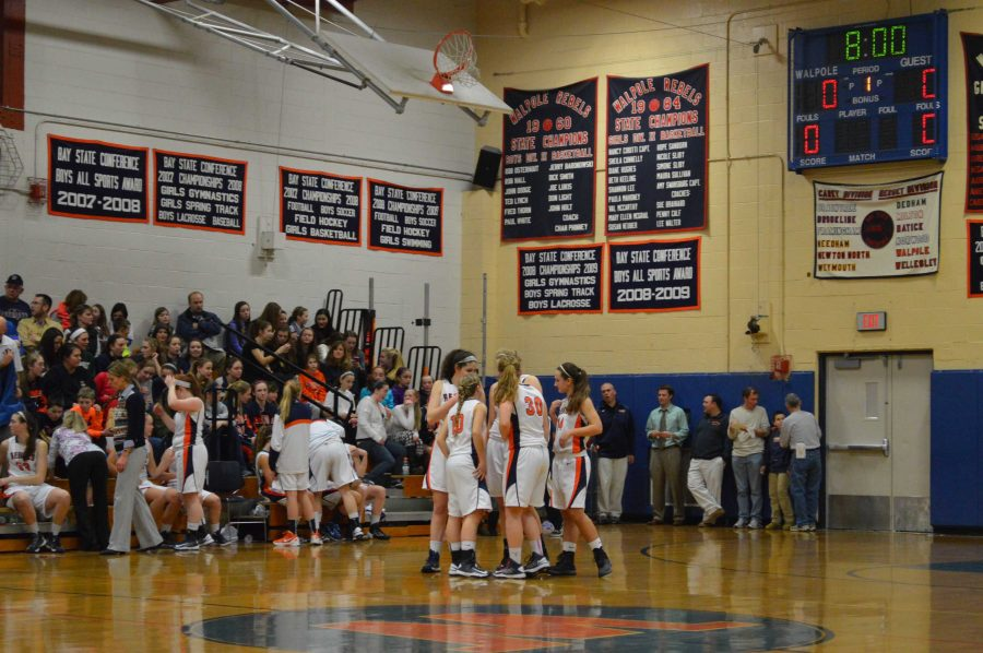 Girls Basketball Tournament Preview: Walpole vs Notre Dame