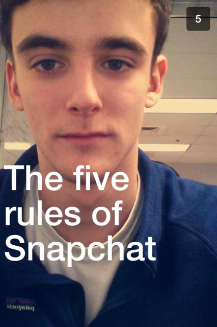 The Rise of Snapchat and Its Etiqettes