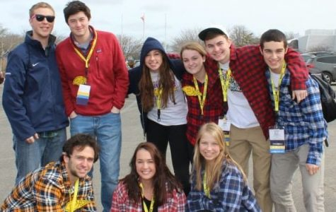 For Second Consecutive Year, Student Council Wins Gold Award