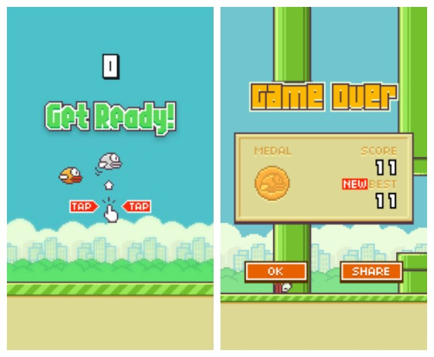 Ashs Apps: Flappy Bird Copycat Games Perpetuate Fun yet Stupid Obsession