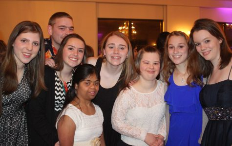 Best Buddies Dance, March 7, 2014
