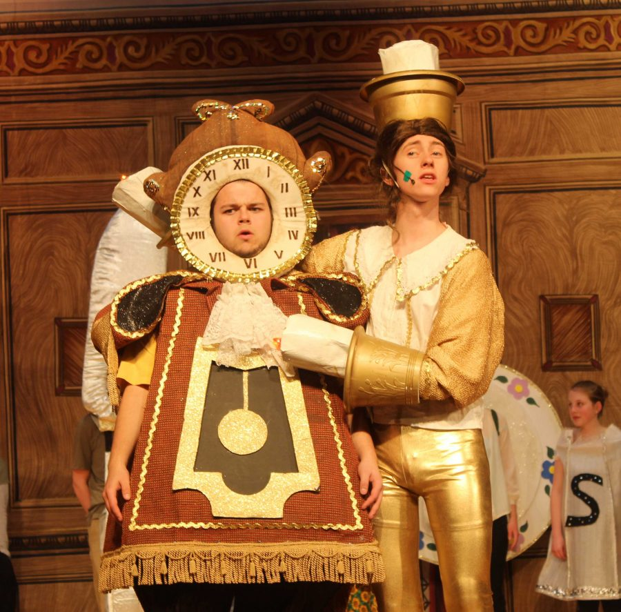 Beauty and the Beast Musical, March 14-16, 2014
