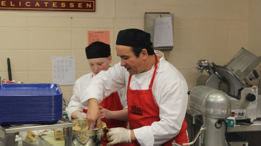 Iron Chef Competition, April 8, 2014