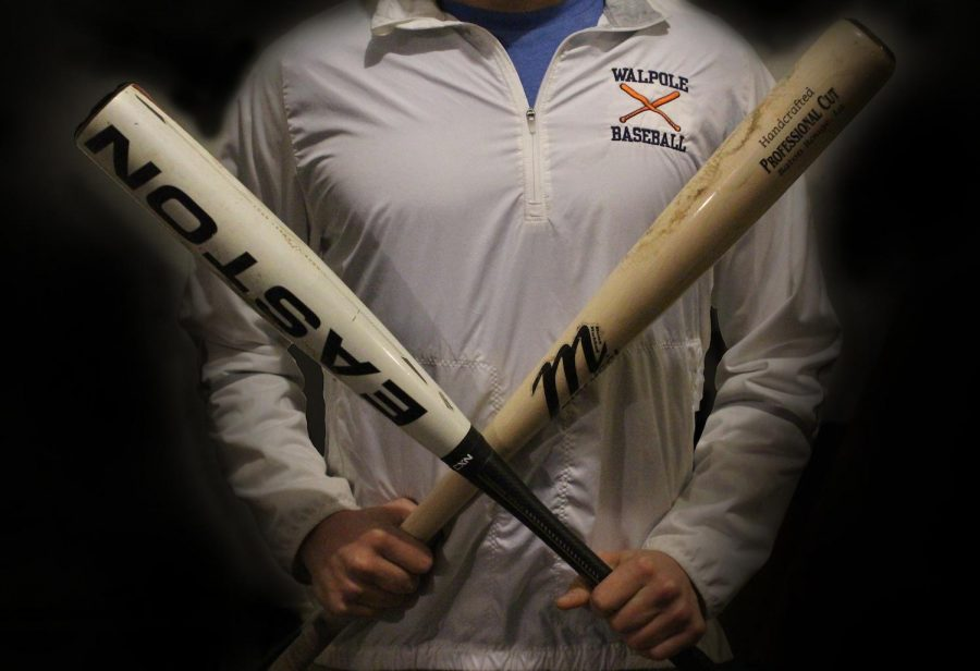 High school baseball players are forced to adjust to the wood bat.