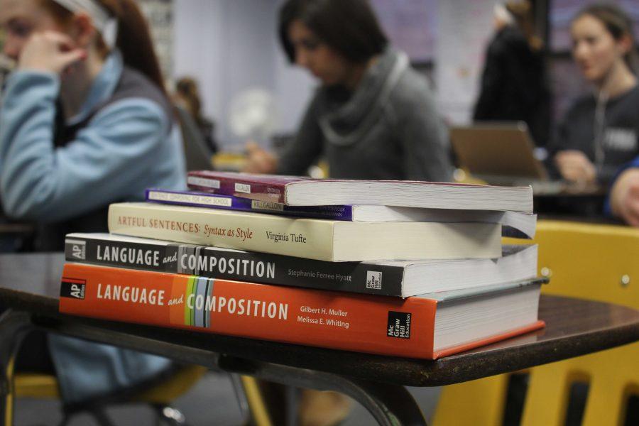 AP Language Presents New Challenge for Upperclassmen