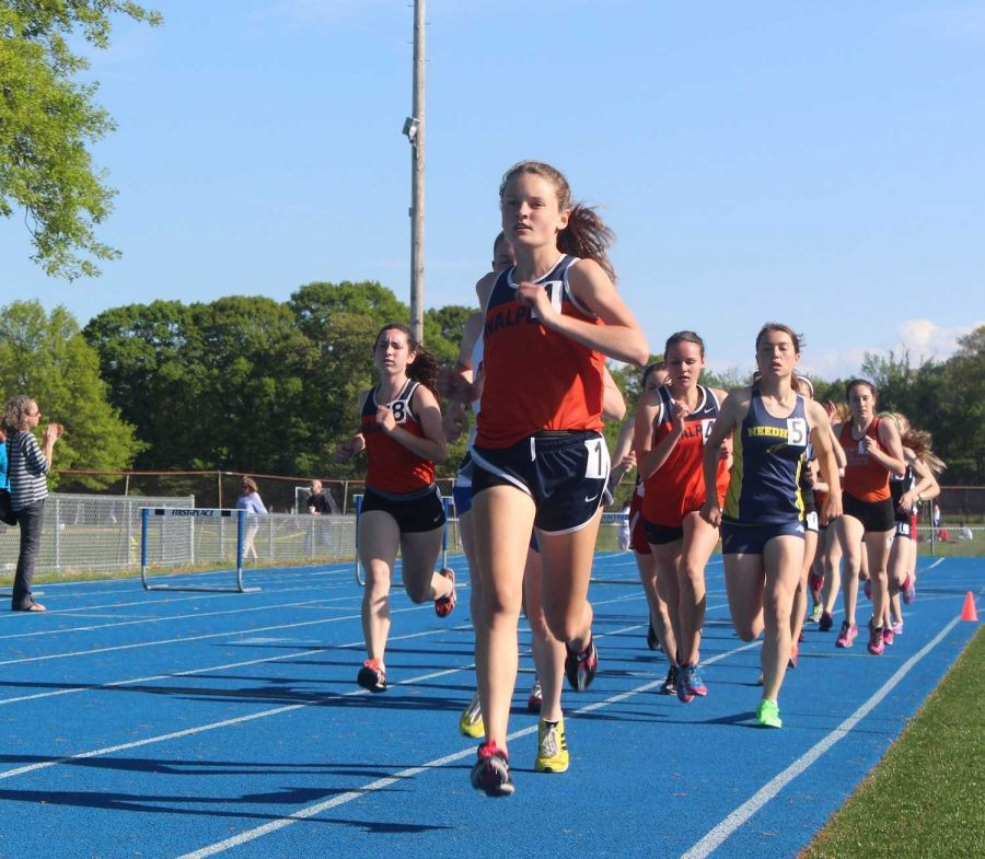 Walpole Track Opens Up Postseason with Bay State Conference Championship