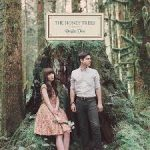 """Album cover for The Honey Trees' new album """"Bright Fire"""""""