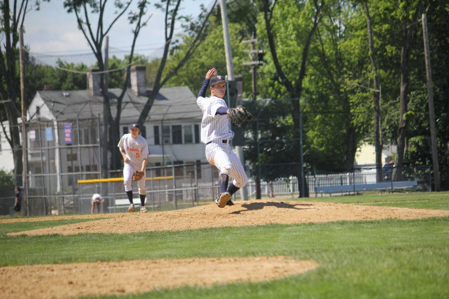 Rebels Ousted from Tourney by Brockton