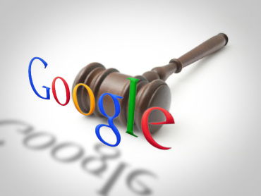 The EU rules privacy protection against Google.