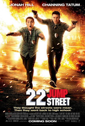 22 Jump Street impresses the audience with its comedic value.