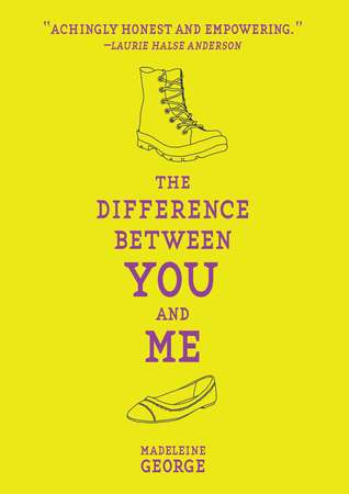 Archana's World: The Difference Between You and Me Frustrates Readers