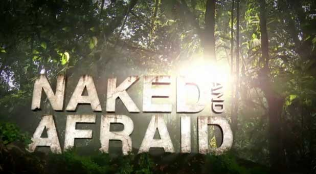 Naked and Afraid airs on Discovery Channel