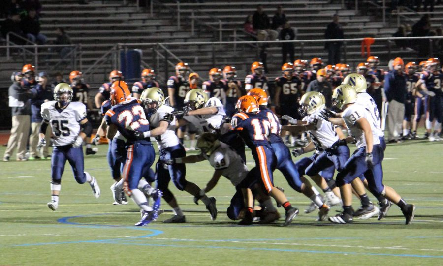 Walpole Football (2-0) Shut Out Needham