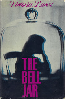 The original one cover for Sylvia Plath's The Bell Jar.