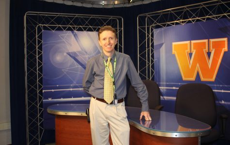 TV Production Program Welcomes Mr. Peter O'Farrell