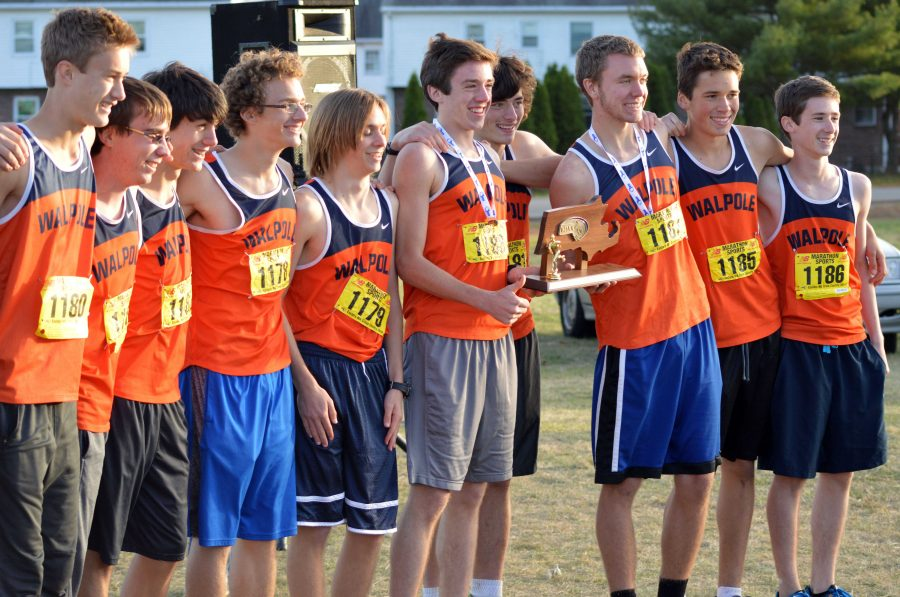Boys XC Wins Divisional Title for the First Time since 1992 (Gallery)