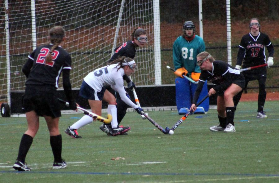 Porkers Get Knocked Out in First Round by Wellesley