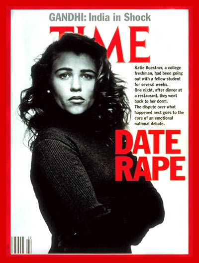 Katie Koestner made headlines when she became the first woman in history to publicly speak out about rape charges.