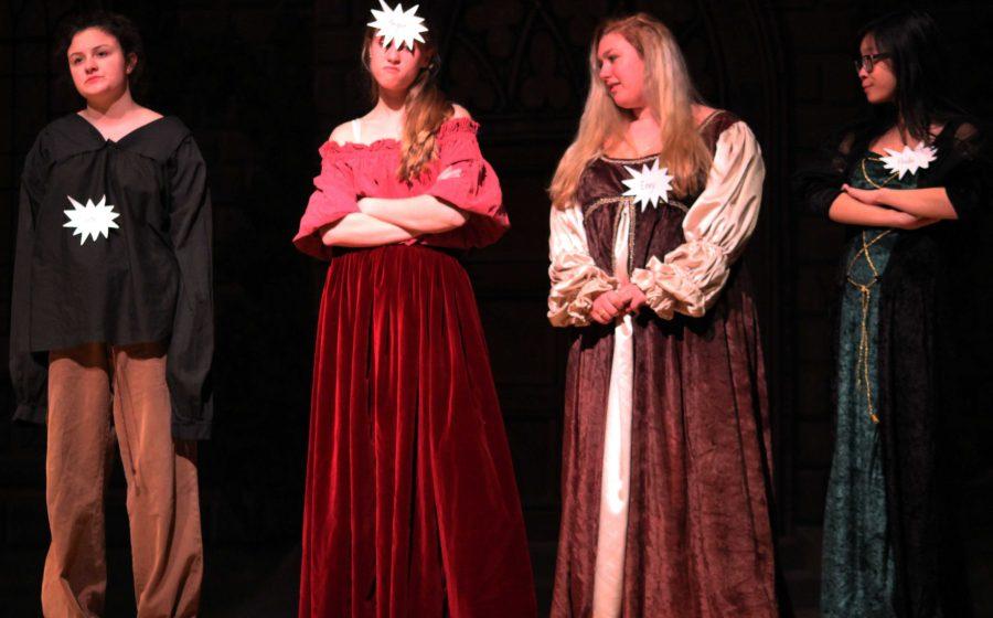 Walpole Drama Club Presents The Canterbury Tales This Weekend