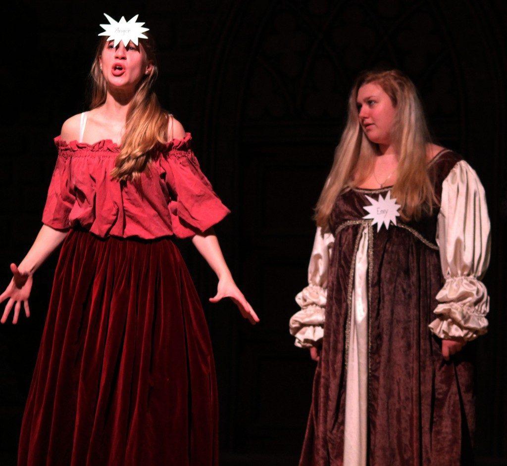Walpole High School Drama Club presents The Canterbury Tales