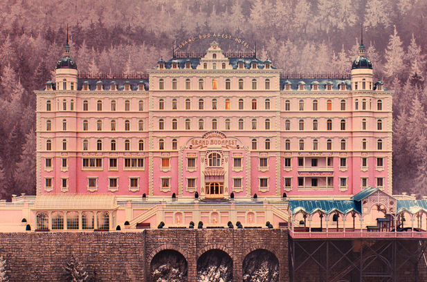 Wes Anderson's The Grand Budapest Hotel stands out as one of the year's strongest films.