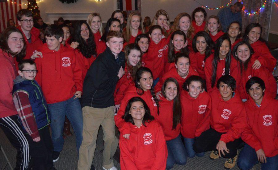 Costa Rican Exchange Students Visit Walpole High School