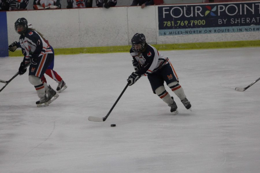 Walpole Girls Hockey Beats Natick but Misses Playoffs by One Point