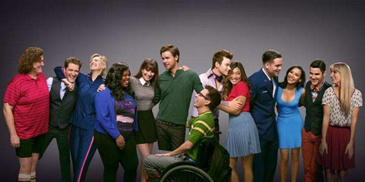 Glee Nears Its Final Season in April