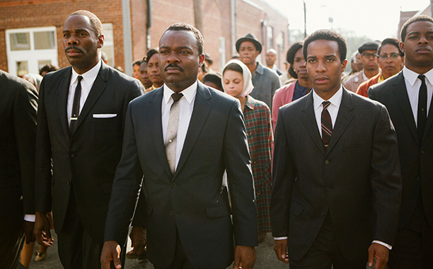 The lack of racial diversity in the 2015 Oscar nominations, particularly for the film Selma, sparked a discussion on racism in the film industry.