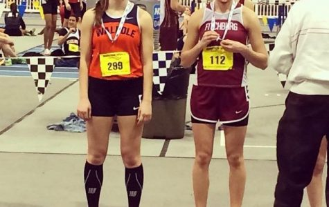 Junior Tori Lynch Wins Two Medals at Division III Meet