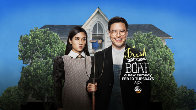 Fresh Off The Boat is the fist sitcom about an Asian family since 1994, which highlights the lack of minority representation on television.