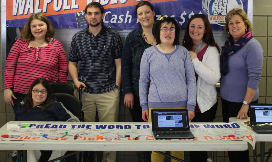 Walpole High Takes the Pledge to Stop the Use of the