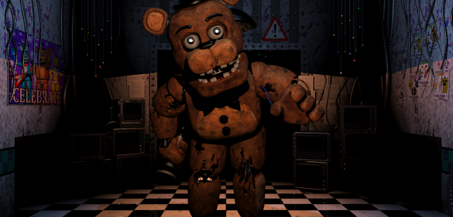 Freddy Fazbear leads his clan of terrifying, possessed animatronics
