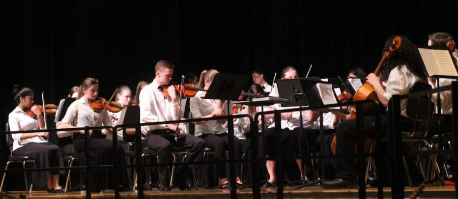 Music Department Hosts Annual Spring Concert in Honor of Mr. Falker