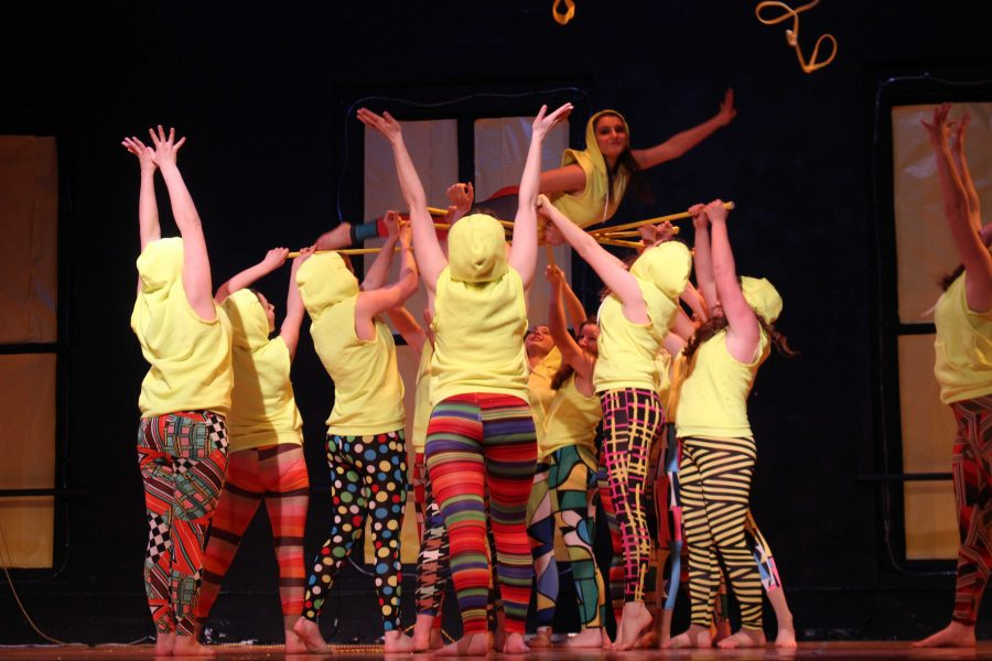 Dance Company Performs Magnum Opus in 10th Annual Spring Show