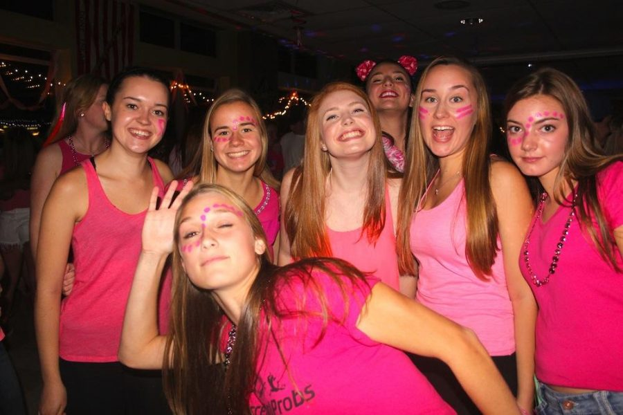 Pink Dance Raises $2,500 for American Cancer Society