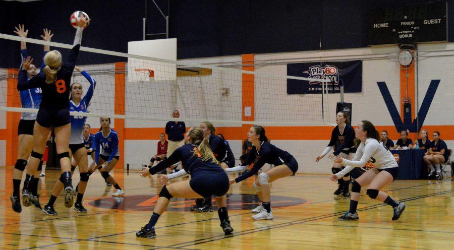 Walpole Volleyball Loses Season Opener against Natick