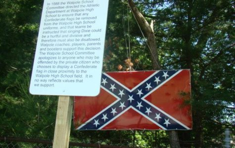 Heritage or Hate: Walpole's Community Must Unite to Expel the Confederate Flag Association from the Rebel Name