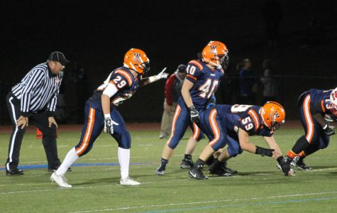 Gallery: Rebel Football Qualifies for Playoffs with 42-7 Win over Rival Natick